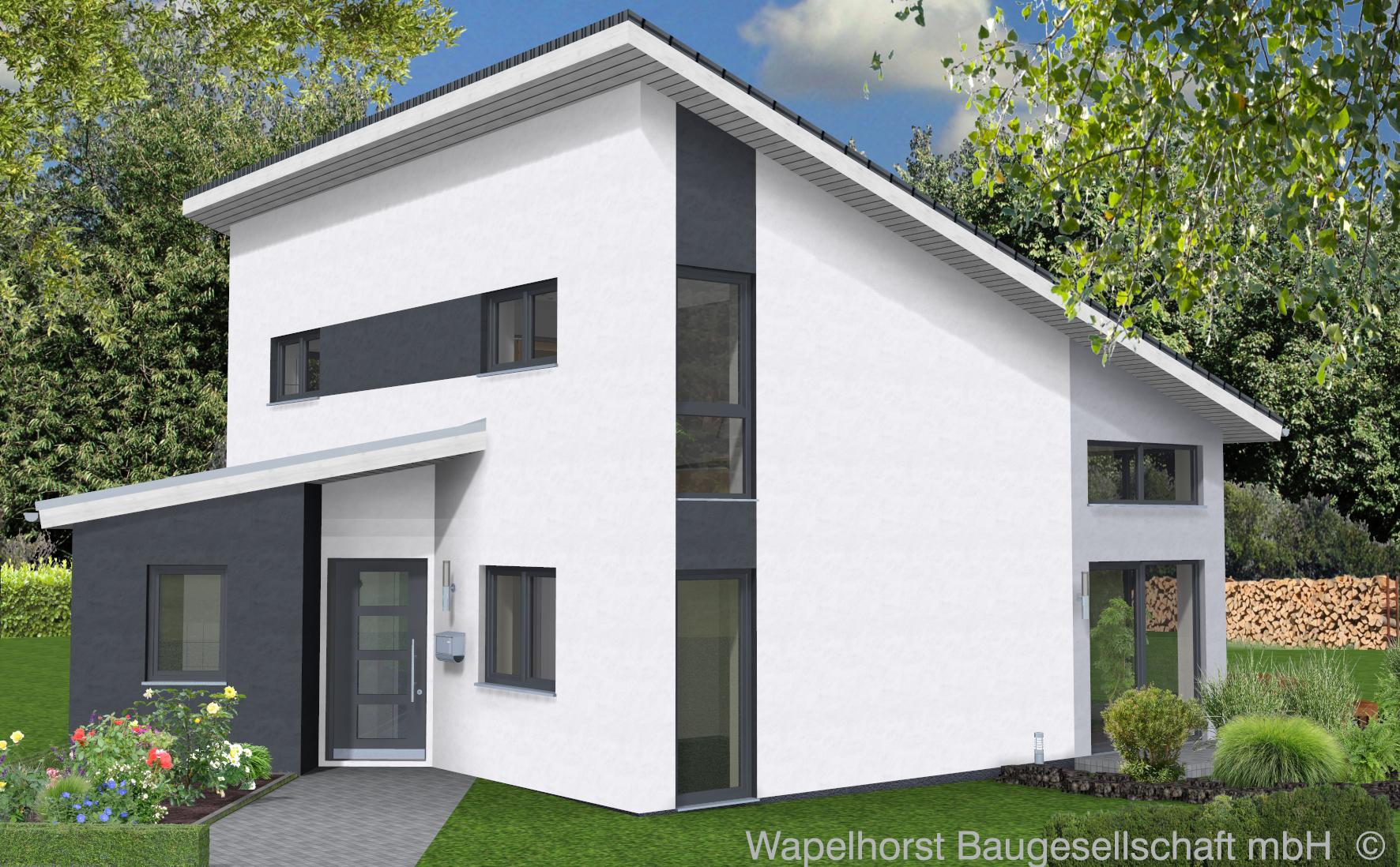 Einfamilienhaus 1 020