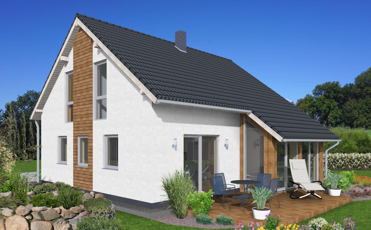 Einfamilienhaus 1 080 wapelhorst planen und bauen möhnesee