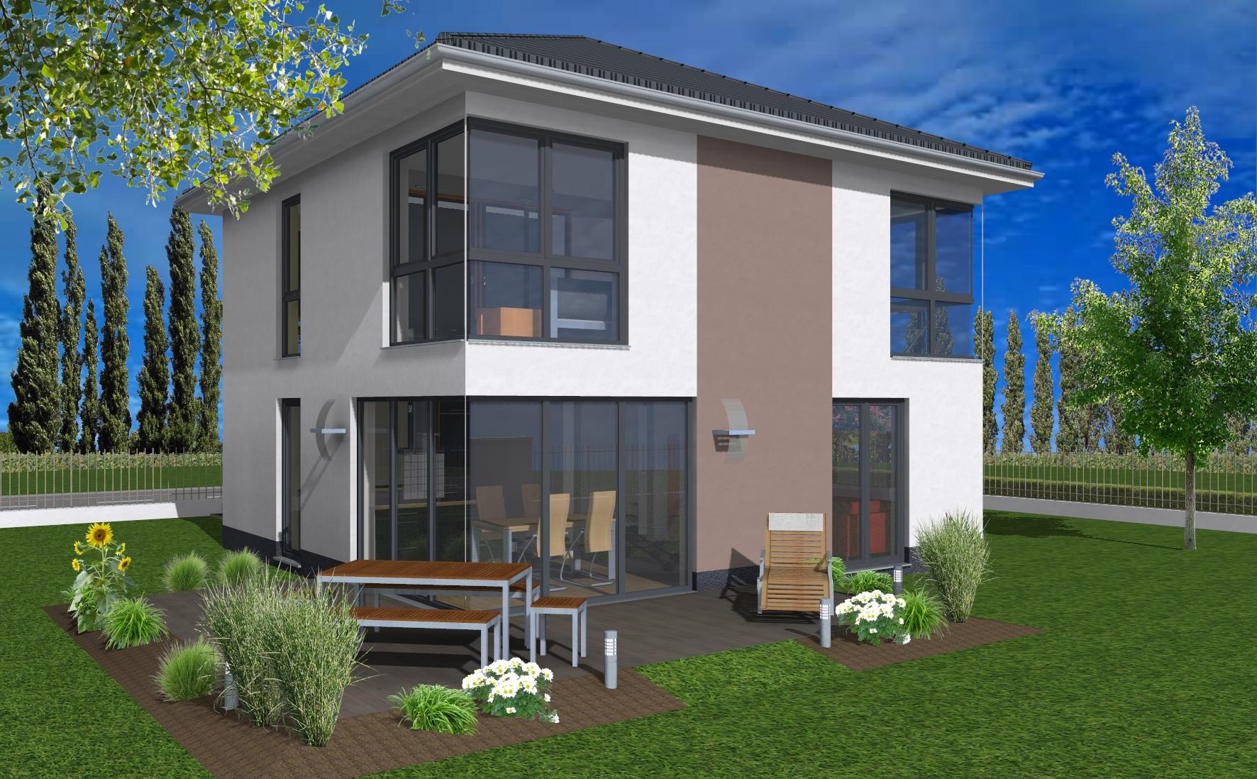 Einfamilienhaus 1 180