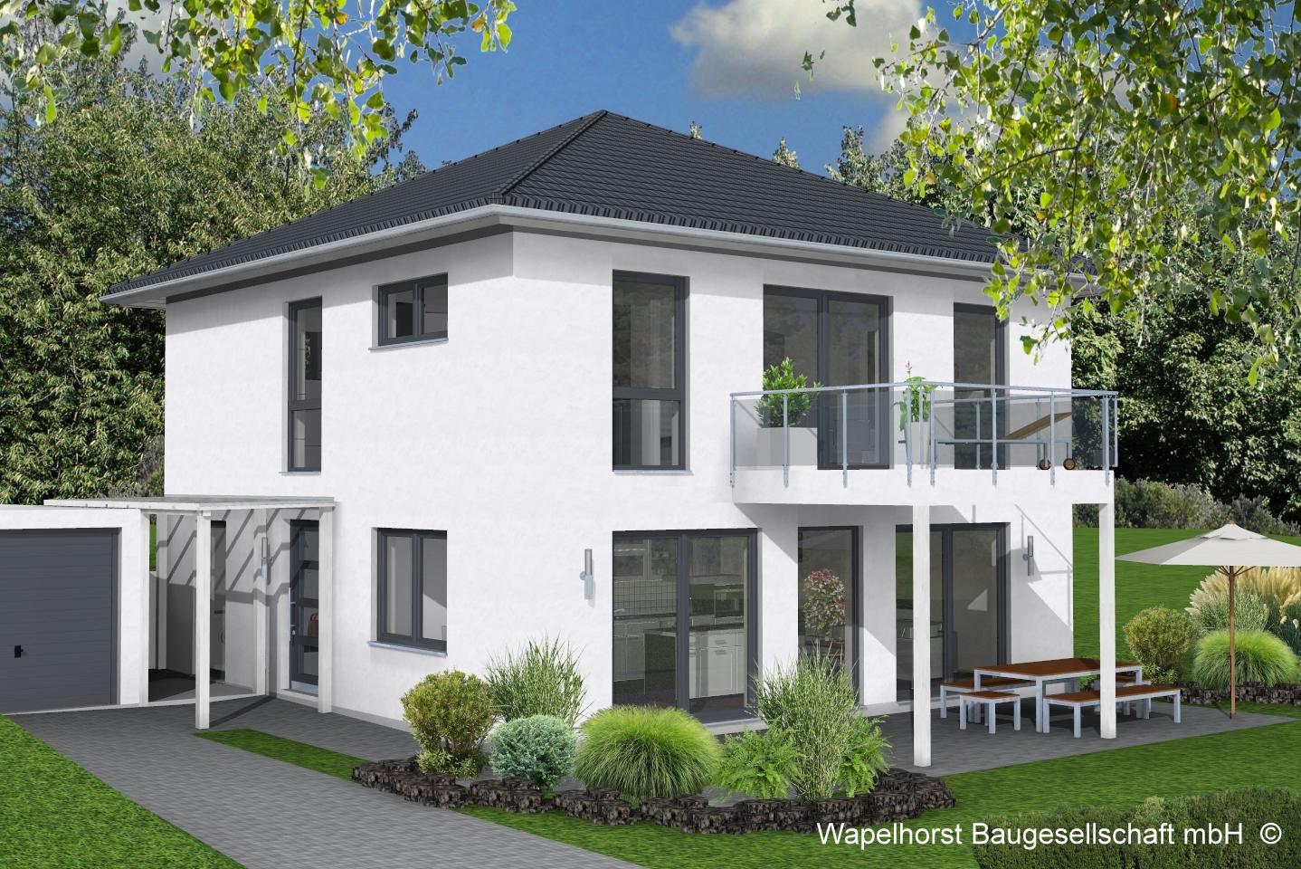 Einfamilienhaus 1 300 wapelhorst planen und bauen möhnesee