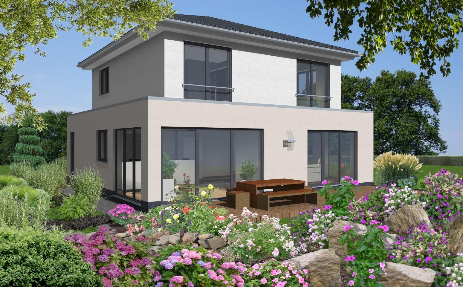 einfamilienhaus 1 150 wapelhorst planen und bauen. Black Bedroom Furniture Sets. Home Design Ideas