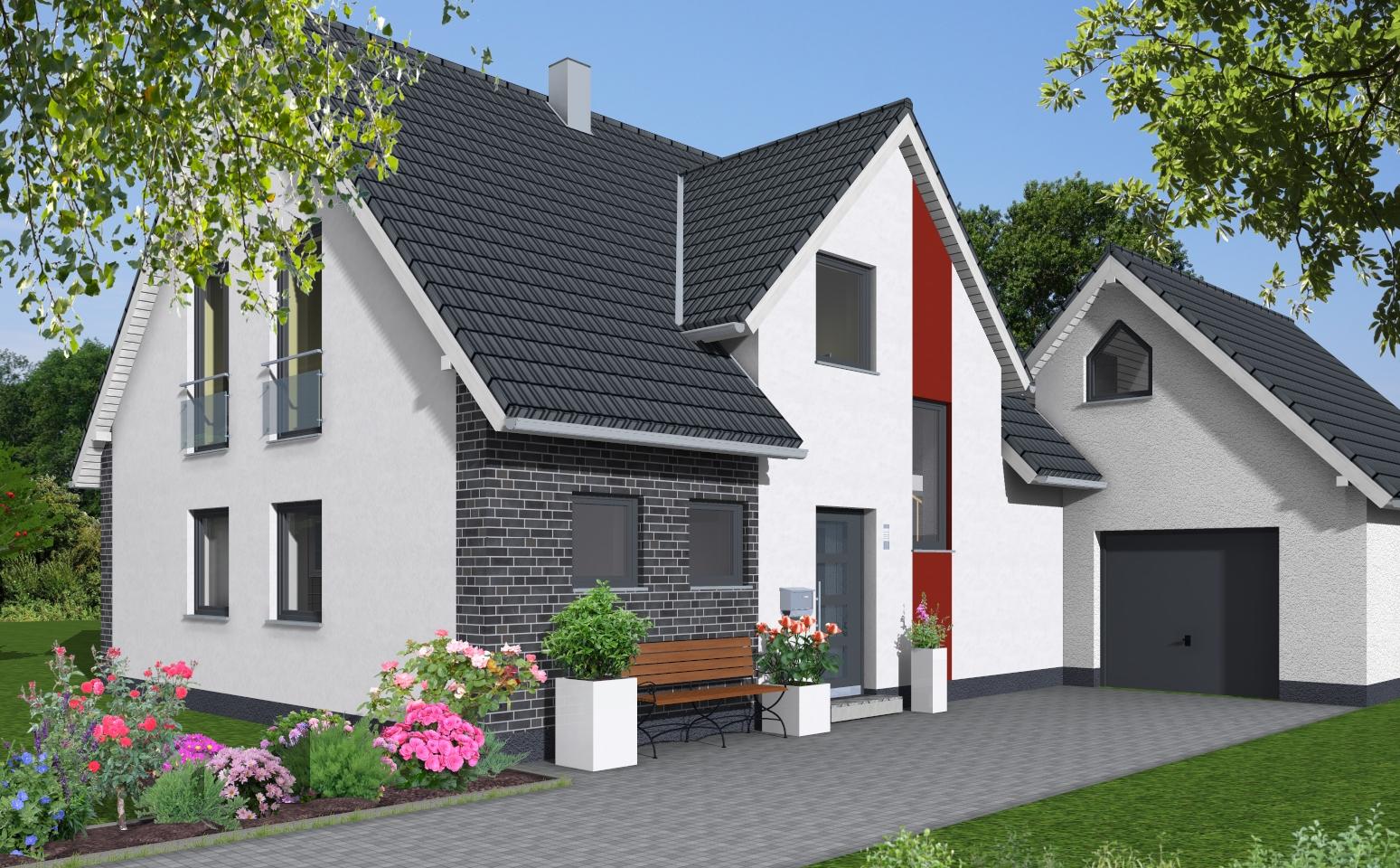 Einfamilienhaus 1 160