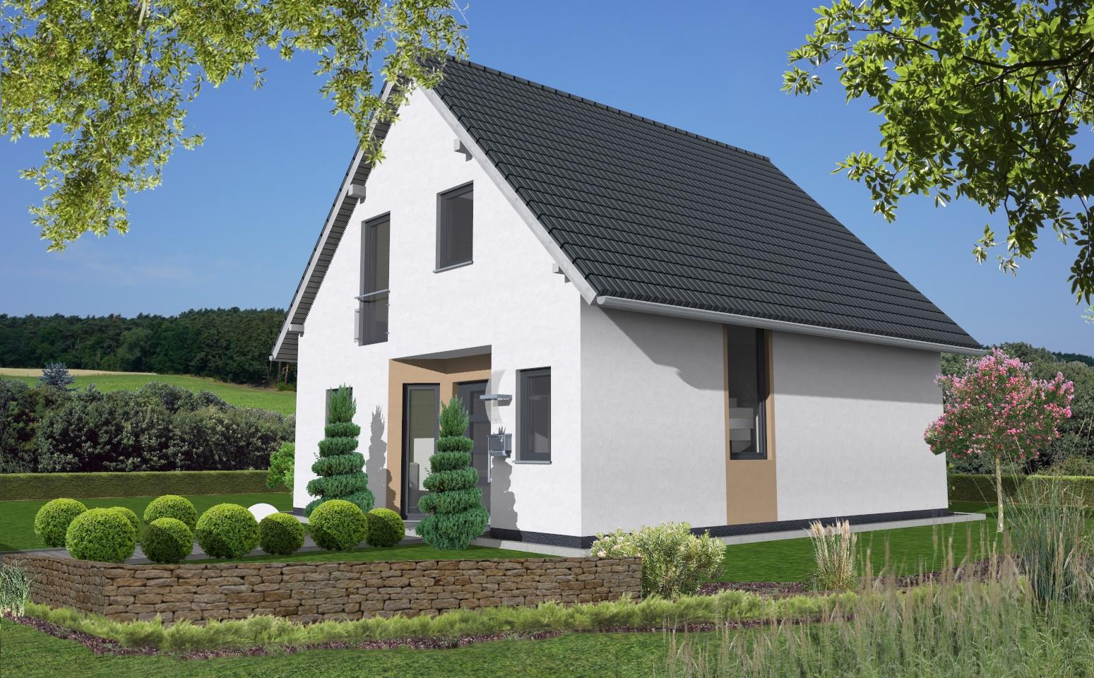 einfamilienhaus 1 010 wapelhorst planen und bauen. Black Bedroom Furniture Sets. Home Design Ideas