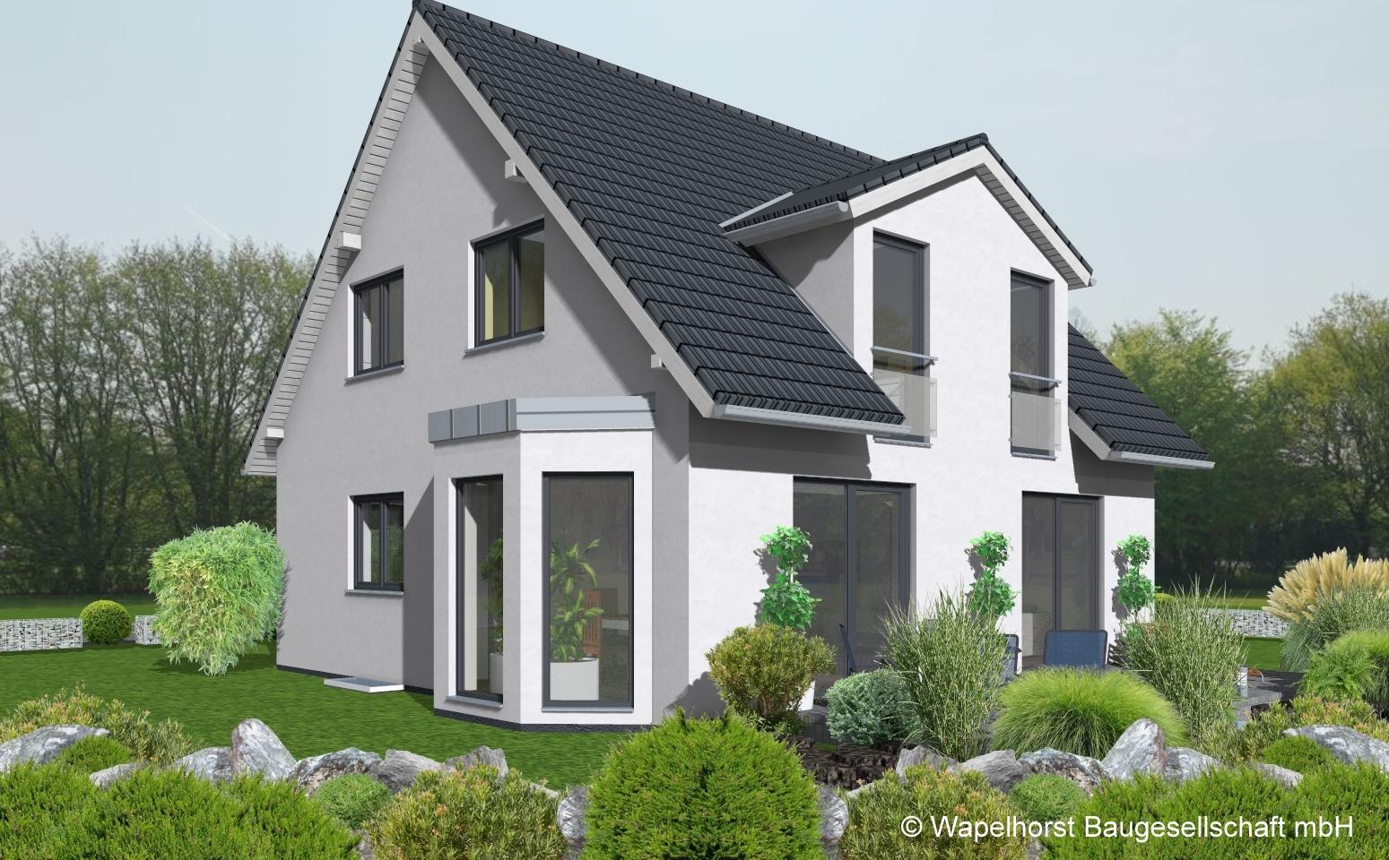 Einfamilienhaus 1 170