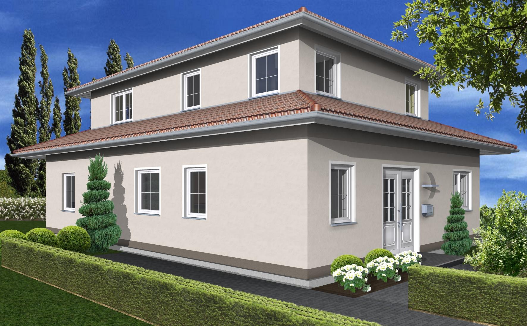 einfamilienhaus 1 280 wapelhorst planen und bauen. Black Bedroom Furniture Sets. Home Design Ideas